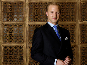 Valentine's etiquette with William Hanson, Etiquette and Royal Protocol Expert, UK