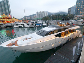 Sailing glamour - Sanlorenzo SL86 Hong Kong preview