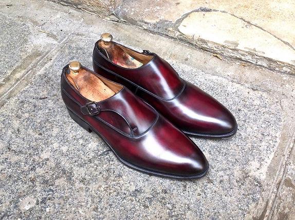 Shoes for man of today – Caulaincourt Paris