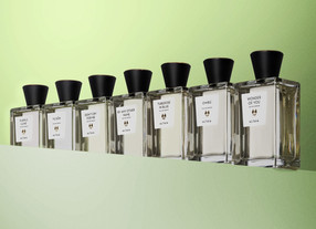 When Argentinian love story happens in Italy – ALTAIA fragrances, Rome
