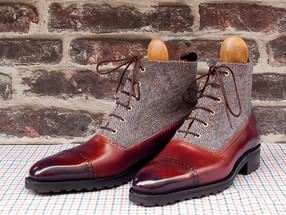 Classic and audacious - Marc Guyot shoes, Paris