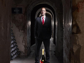 Champagne talk with Didier Mariotti – Chief Winemaker of G.H. Mumm Champagne
