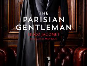 Refined menswear bible – 'The Parisian Gentleman' the book by Hugo Jacomet