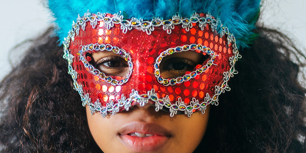 Loving Me As Is Cafe': Taking Off the Mask (1)