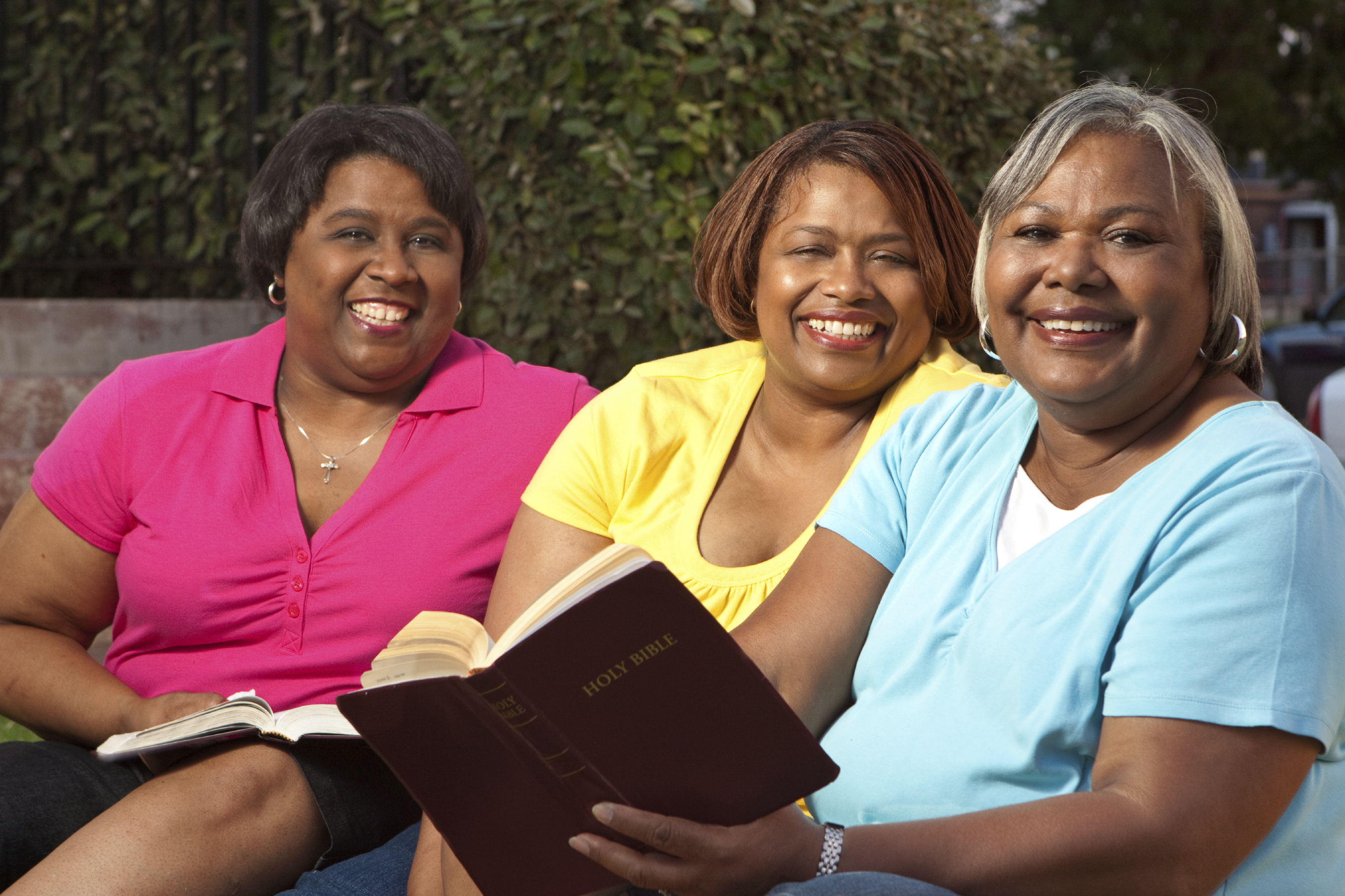 My Sisters and I, Studying His Word