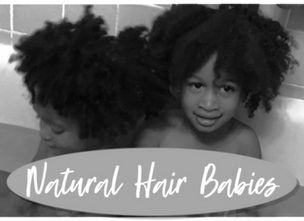 Raising Natural Hair Babies