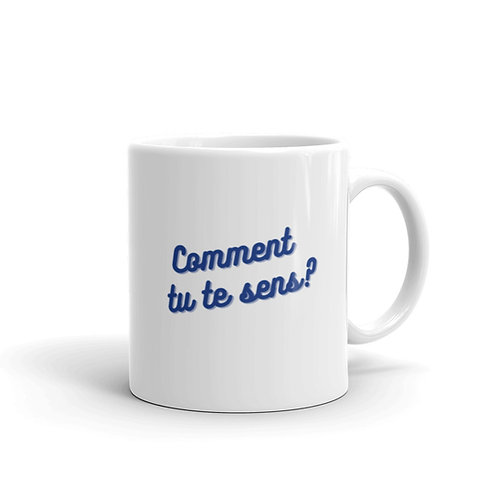 Cup of feelings - French