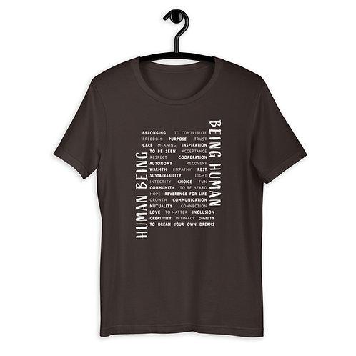 Human being Being human T-shirt