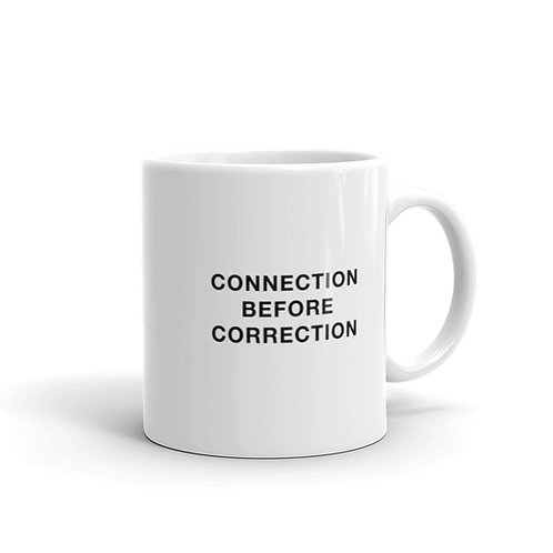 Mugg Connection before correction