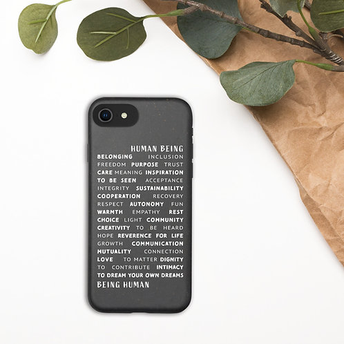 iPhone Mobilskal Biodegradable