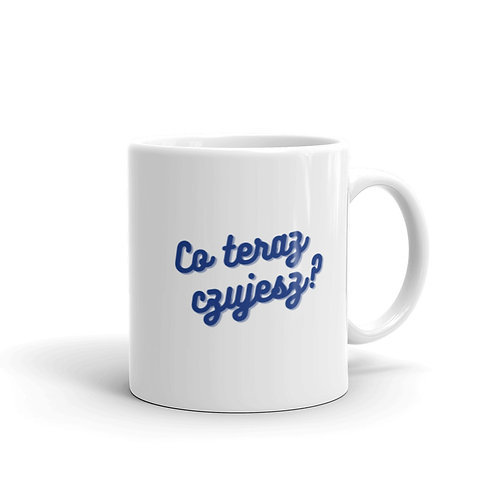 Cup of feelings - Polish