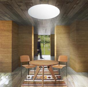 5_randare interior final+scaune lemn si