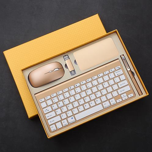 Компьютерные аксессуары в подарочном наборе