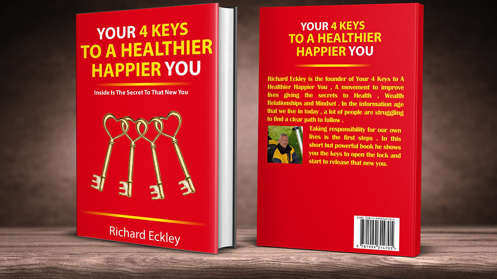 secrets to health ,wealth .relationships and mindset