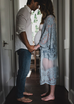 Long Island At home maternity Photoshoot