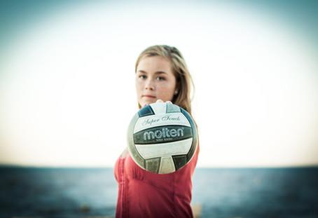 JBella Photography Kim Messina Senior Portraits Ny Suffolk county Nassua County Senior portrait photographer volleyball