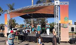 Event Stage Rental San Diego