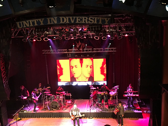 Led Display Video Wall Screen Jumbotron Rental Cost For