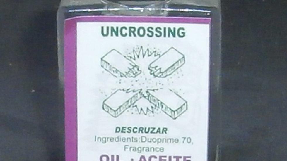 INDIO - Uncrossing Oil / Aceite Descrusar