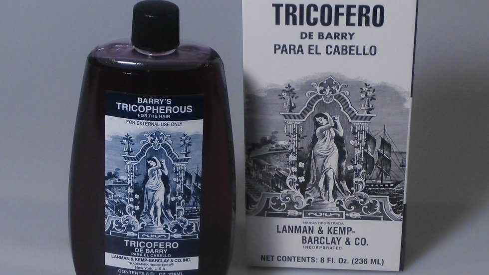 Barry's Tricopherous Traditional Hair Tonic 8 fl oz