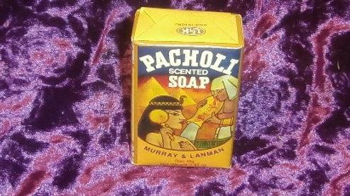 Murray & Lanman Patchouli Scented Soap Net Wt. 3.35 oz