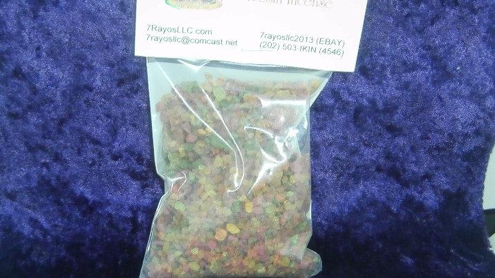 3 (Reyes) kings Resin Incense Net Wt. 2 oz