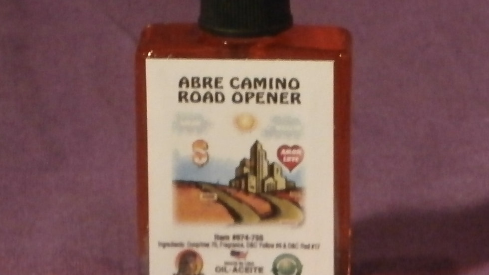 INDIO - Road Opener Fragranced Oil
