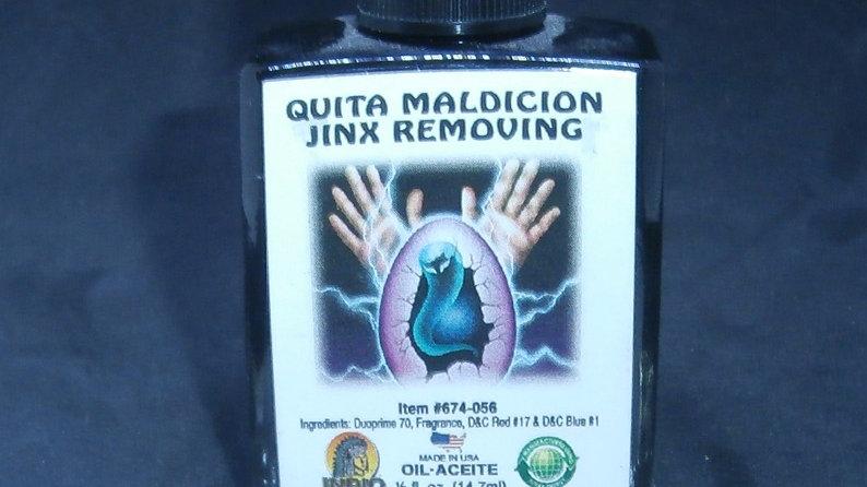 INDIO - Jinx Removing Oil 1/2 fl. oz