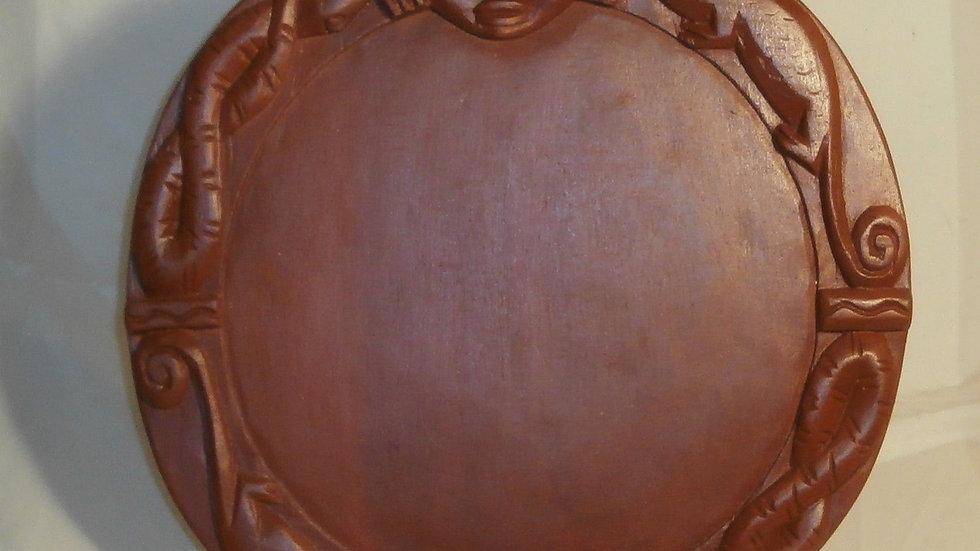 Medium Opon IFA (Divinationa Tray) - (MR-04)