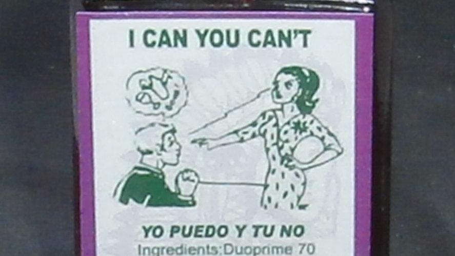 INDIO - I Can You Can't Oil / No Puedo Y Tu No Aceite