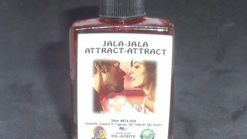INDIO - JALA JALA / Attract-Attract Fragranced Oil