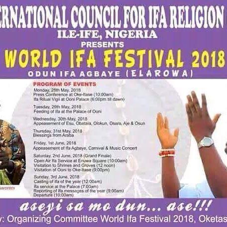 World IFA Festival 2018
