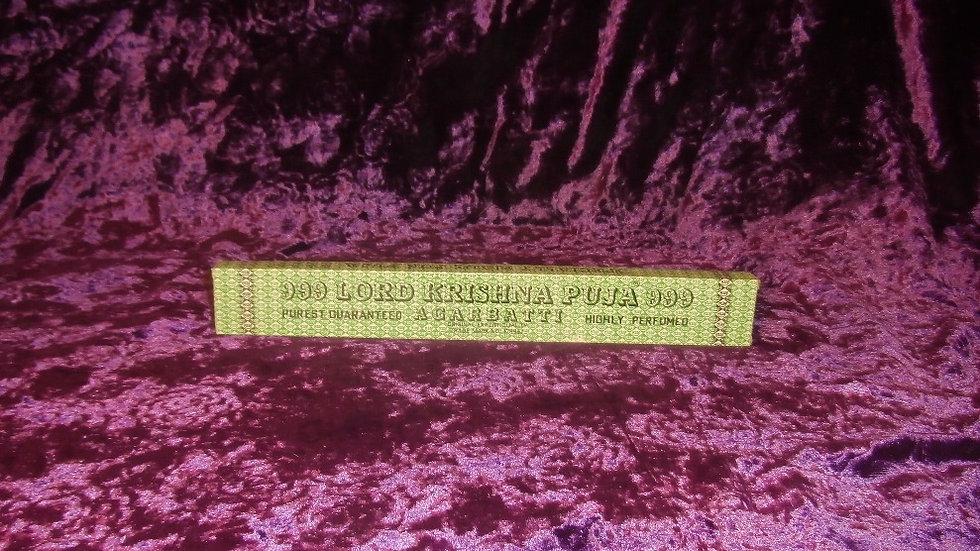 999 Lord Krishna Puja Incense