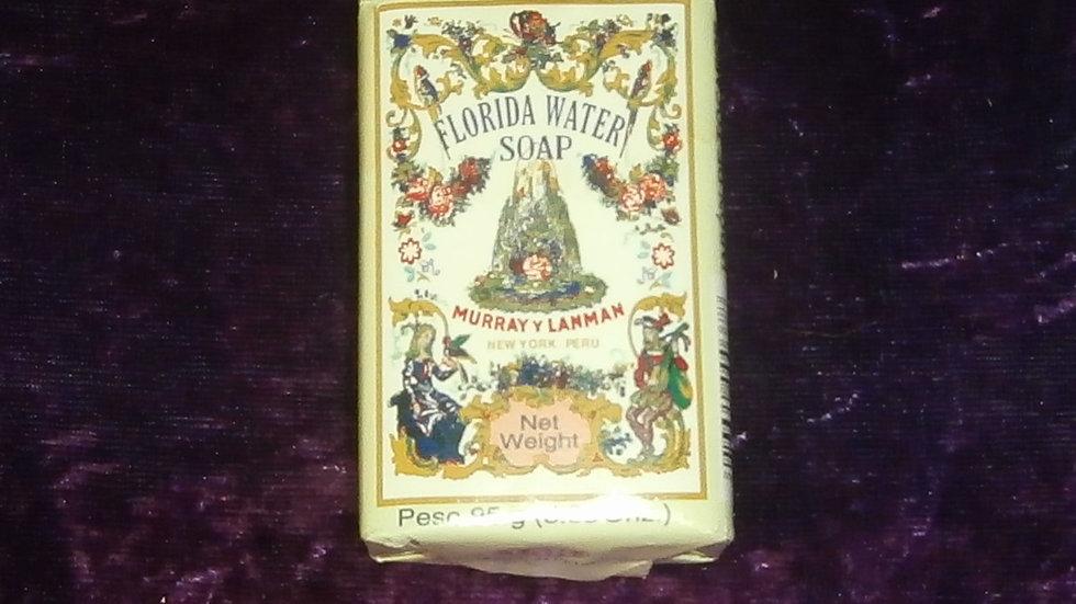 Murray & Lanman Florida Water Soap Net Wt. 3.35 oz