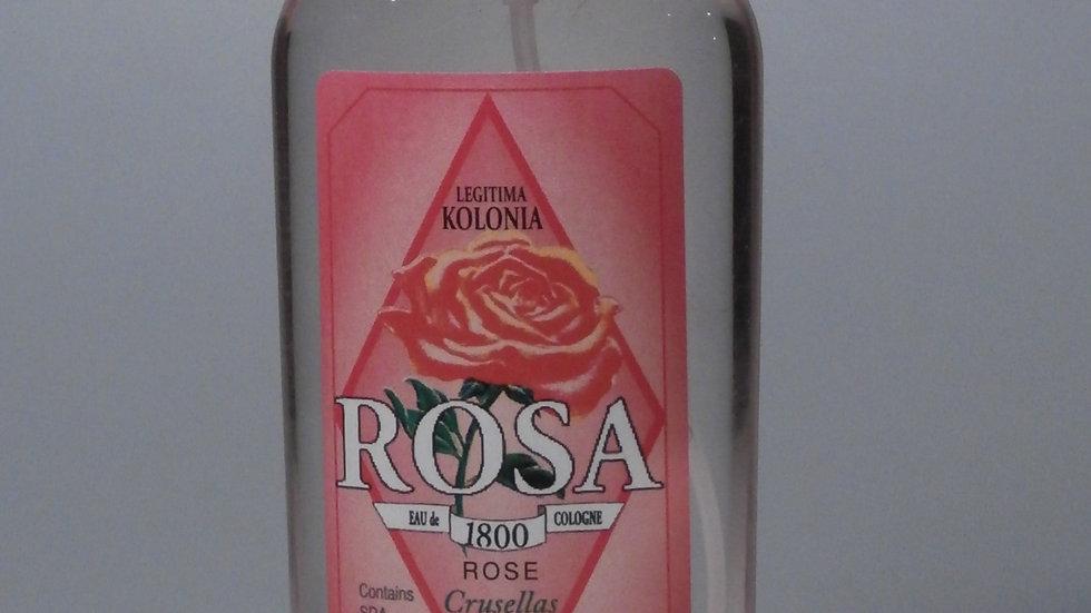 Crusellas & Co.Rose 1800 Cologne / Rosa 1800 Kolonia 8 fl oz