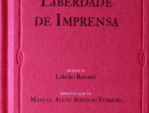 Liberdade de Imprensa - Manuel Alceu Affonso Ferreira