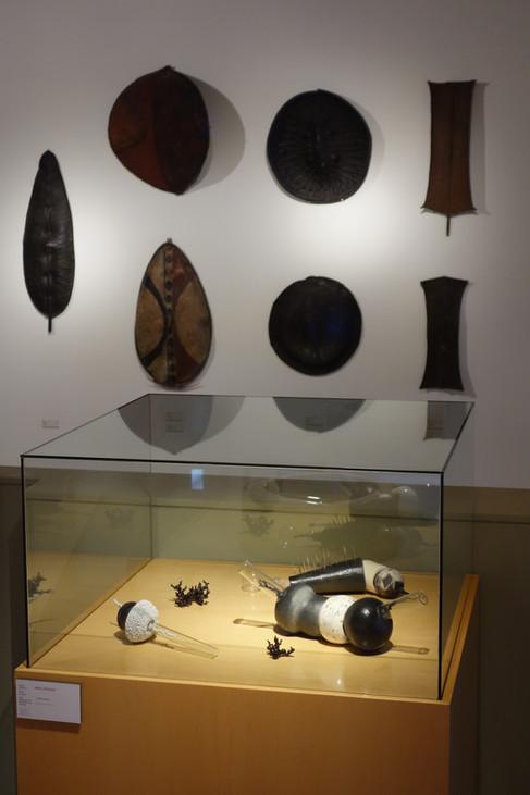 Dans la peau, Musée du cuir, Vic, Espagne