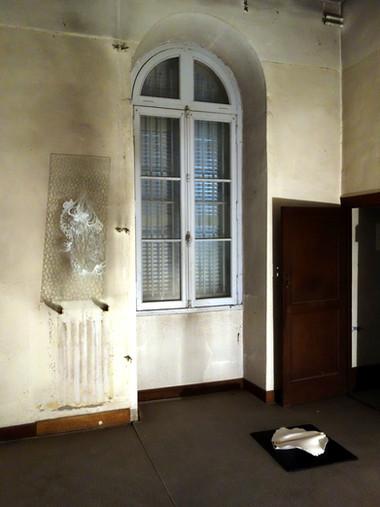 Tras / Trace, Biennale d'art contemporain, Le Carmel, Tarbes, France
