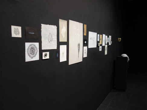 Tras / Trace, Biennale d'art contemporain, Centre culturel Manuel Benito Moliner, Huesca, Espagne