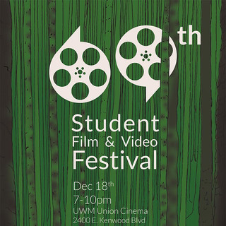 69th Anual Student Film Fest Poster