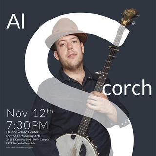 Al Scorch Poster - Alt Design