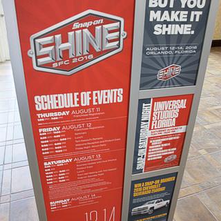Schedule Display Design