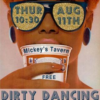 Mickey's Tavern Flyer