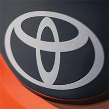 Brochure / Catalog Design for Toyota