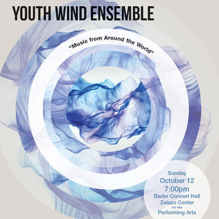 Youth Wind Ensemble Performance