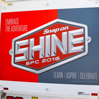 Vehicle Cling Design