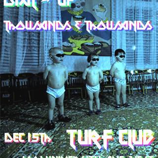 Turf Club Flyer