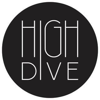 Logo Design for High Dive MKE