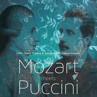 Mozart Meets Puccini Poster