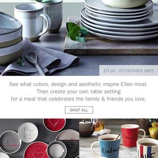 Ellen Degeneres Email Design